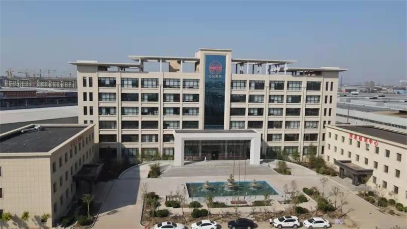Yuantai Derun headquarters