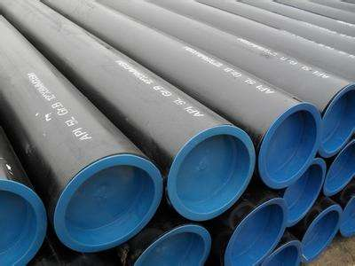 OEM manufacturer custom API 5L SMLS line pipe X42-X70 to Guyana Factories