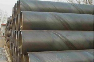 2017 Good Quality Spiral welded steel pipe to Swansea Manufacturers