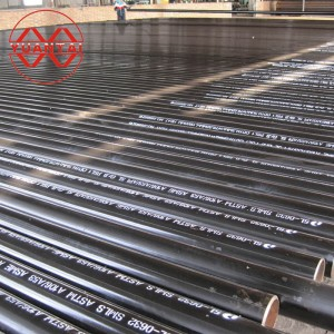 API 5L SMLS line pipe X42-X70