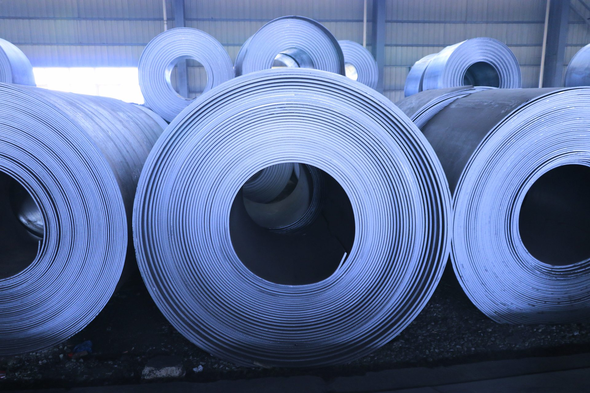 Renewable Design for Strip steel to Argentina Factory