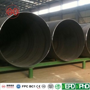 Large Diameter Round steel Tube Manufacturers and Suppliers