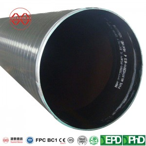 Big O.D. Steel seamless pipes supplier in Asia
