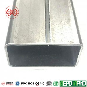 Cold Rolled Rectangular Pipes