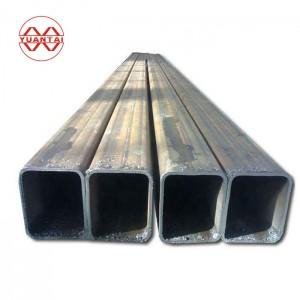 40×40 BLACK STEEL MS SQUARE PIPE