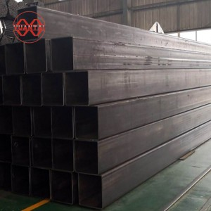 large ERW square pipe