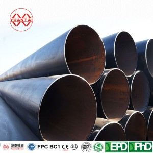 large-lsaw-steel-pipes
