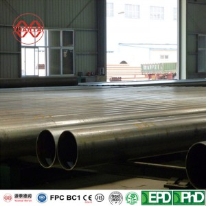 lsaw pipe factory