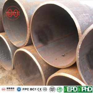 lsaw tube YuantaiDerun