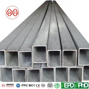 rectangular pipe