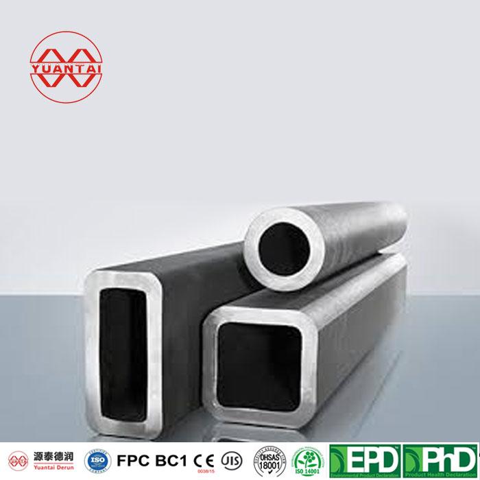seamless rectangular round tube YuantaiDerun brand-1
