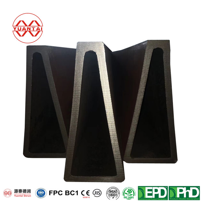 Trapezoidal steel pipe YuantaiDerun Featured Image