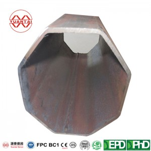 Special shaped steel pipe YuantaiDerun