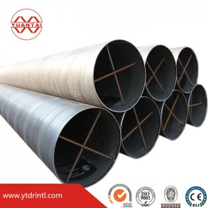 Spiral pipe YuantaiDerun