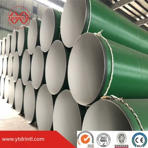 Large Diameter Concrete SSAW pipe for oil and gas